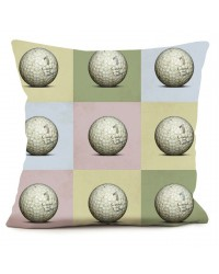 Coussin PopGolf 40 x 40