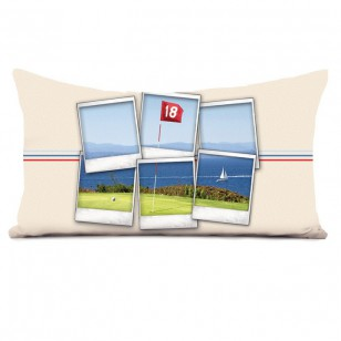 Coussin Golf Riviera 40 x 68