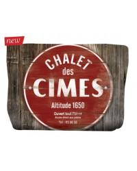 Trousse Chalet Cimes 17x24