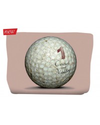 Trousse Golf Ball Rose 17x24