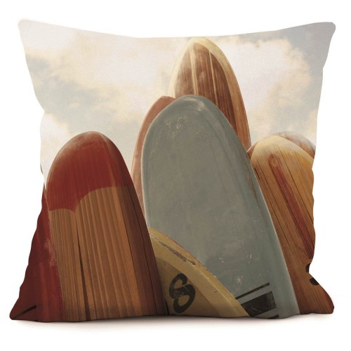 coussin longboards 40 x 40 coast and valley. Black Bedroom Furniture Sets. Home Design Ideas