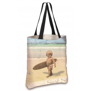 Cabas Back To SurfSchool 45x45