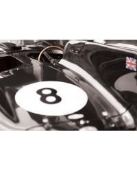 Tableau Le Mans 80x120