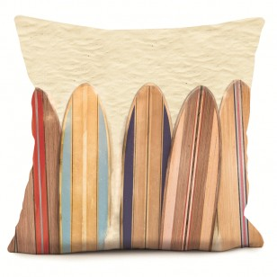 Coussin Surf Boards 40 x 40