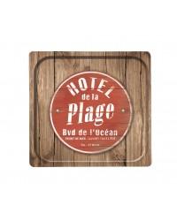 Plateau Hôtel de la Plage 33*33