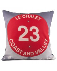 Coussin Le Chalet 40 x 40
