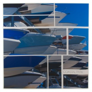 Tableau Coastal Park 1 100 x 100