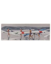 Tableau Surf Racing 1  25 x 75