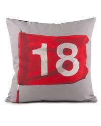 Coussin Trou n°18 40 x 40