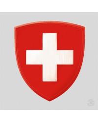 Tableau Ecusson Suisse 40 x 40