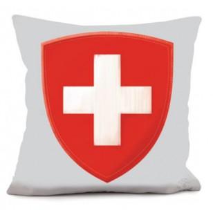 Coussin Ecusson Suisse 40 x 40