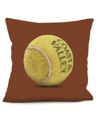 Coussin Balle Tennis 40 x 40