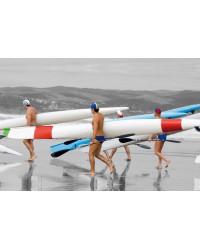 Tableau Surf Racing 120X80