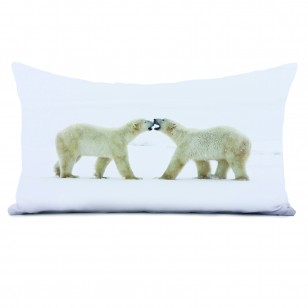 Coussin Couple Ours 40 x 68