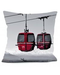 Coussin Ski Room 40 x 40