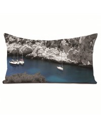 Coussin Calanques 40 x 68