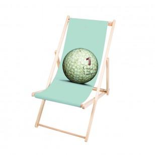 Transat Golf Ball Bleu