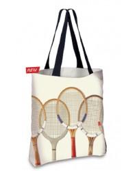 Cabas Tennis Vintage 45x45