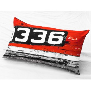 Coussin Immatriculation 2 40x68