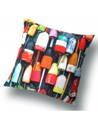 Coussin Pots Collection Plisson 40 x 40