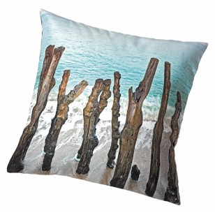 Coussin Brise Lame Collection Plisson 40 x 40