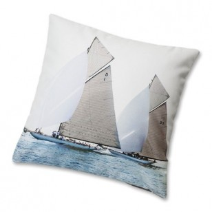 Coussin Classcic Yacht Collection Plisson 40 x 40