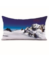 Coussin Mont Blanc 40 x 68