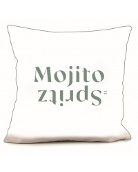 Coussin Teams Spritz vs Mojito 40 x 40