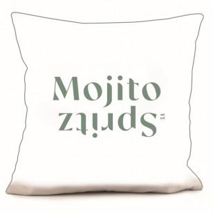 RECTO Coussin Teams Spritz vs Mojito 40 x 40