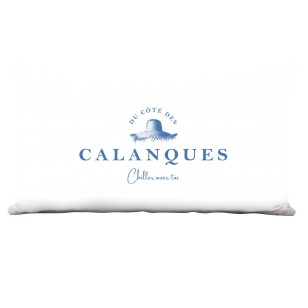 Coussin Du Côté des Calanques 40 x 68