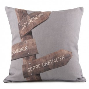 Coussin Stations 40 x 40
