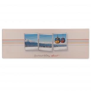 Tableau Ski Room 25 x 75